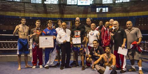 Team USA in Cuba