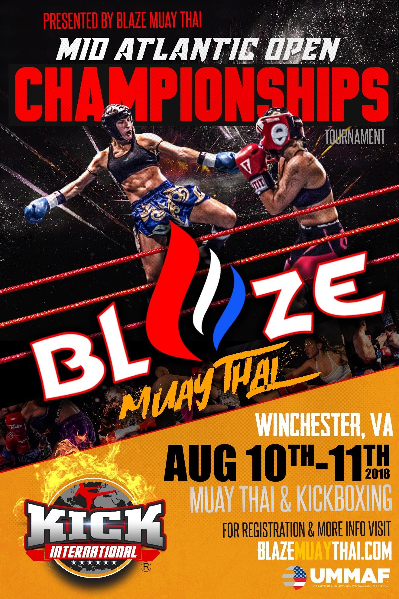 Mid-Atlantic Kickboxing News